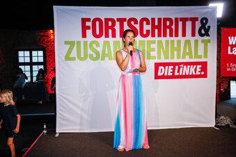 Linken-Vorsitzende kandidiert nicht mehr