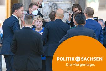 Politik in Sachsen – Die Morgenlage
