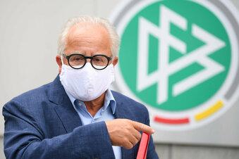 Rücktritt von DFB-Chef Keller gefordert
