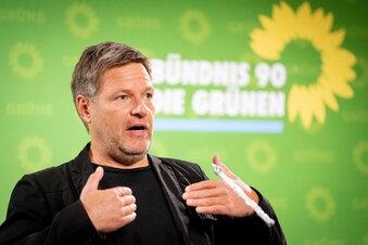 Habeck: Kämpfen um Führungsanspruch