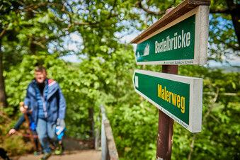 Wanderliebling: Malerweg ist unter Top 5