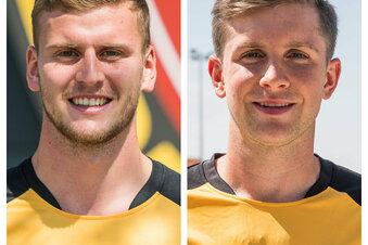 Dynamo holt zwei neue Offensivkräfte