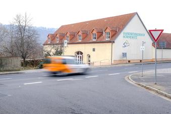 Weniger Kreuzungen an der Elbtalstraße
