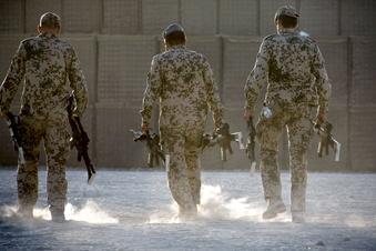Bundeswehreinsatz im Südsudan verlängert