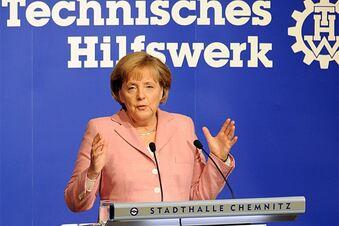 Merkel kommt nach Chemnitz
