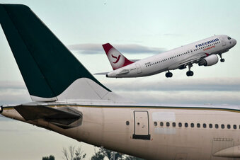 Passagierflieger starten wieder in Leipzig