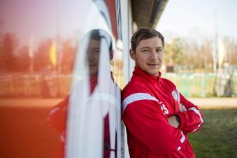 Ex-Dynamo nun Trainer in der Oberliga