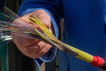 Breitband für 700 Firmen im Kreis Meißen