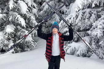 Winterfreuden im Osterzgebirge