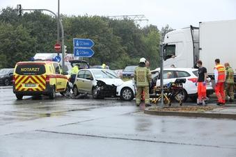Was macht Dresden gegen die Unfallschwerpunkte?