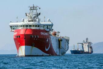 Türkei provoziert erneut im Mittelmeer