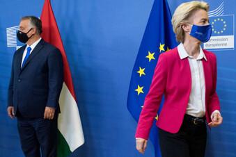 EU geht gegen Ungarns Sexual-Gesetz vor