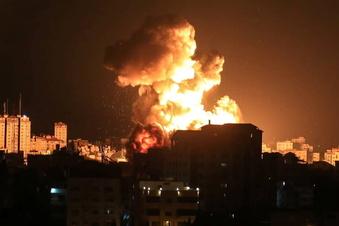 Gaza-Konflikt eskaliert immer heftiger