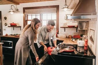 Gemeinsam Kochen in Zeiten von Social Distancing