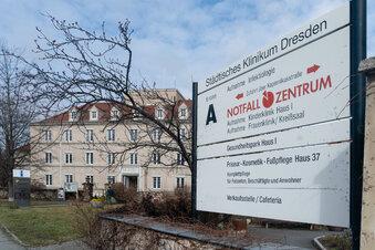 So geht es am Dresdner Klinikum weiter