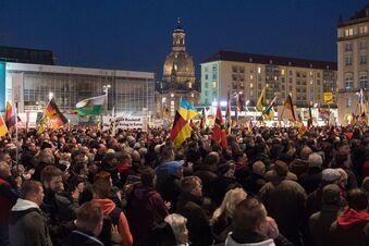 Kritik an Pegida-Treffen in Berlin