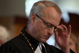 So erklärt Bischof Rentzing seinen Rücktritt
