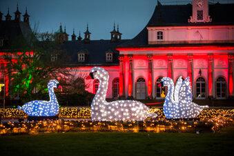 Mehr Besucher im Christmas Garden