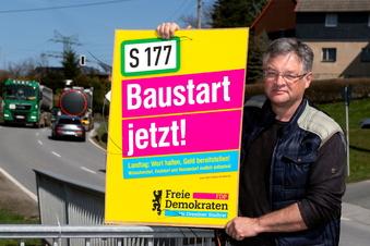 Dresden: FDP drängt auf Weiterbau der Ostumgehung