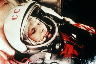 Vor 60 Jahren flog der erste Mensch ins All
