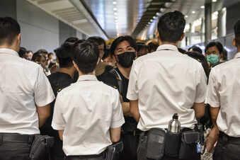 Hongkong wappnet sich für neue Proteste