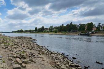 Badende aus Elbe gerettet