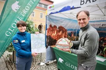 Auf 36 Routen quer durch die Sächsische Schweiz
