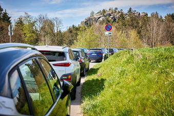 Sächsische Schweiz: Wo am besten parken?