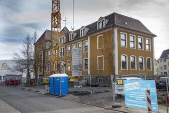 Oberschule Hainsberg wird teurer