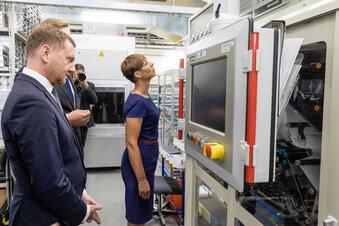 Batterie-Förderung für zwei Firmen in Sachsen