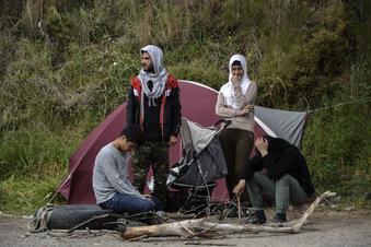 Sorge über die Lage von Flüchtlingen