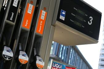 Benzinpreise gehen durch die Decke