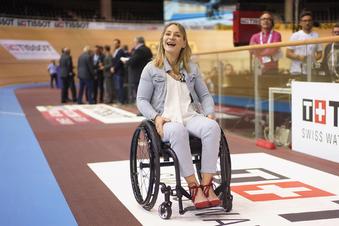 Kristina Vogel will in die Politik