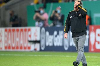 Dynamos Trainer grübelt über Startelf