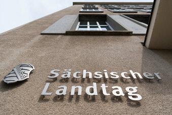 Sachsens Landtag debattiert über Krawalle in Stuttgart