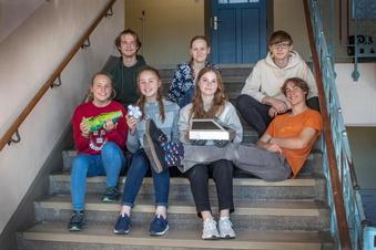 Riesaer Gymnasiasten in Würzburg erfolgreich