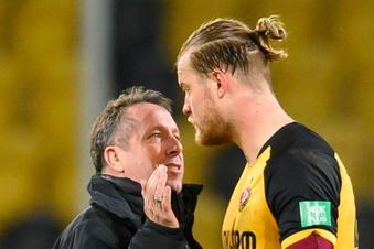 Was Dynamos Kapitän am Heimsieg nervt