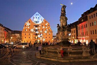 Besucherrekord beim Lichterfest in Zittau