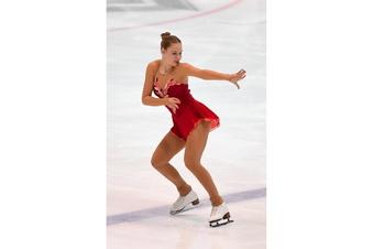 Warum diese Eiskunstläufern das Comeback erneut absagt