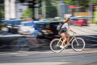 Dresdens Kreuzungen besonders gefährlich
