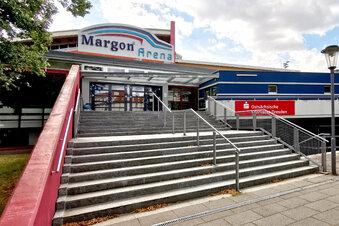 Dresdner Margon-Arena in neuer Hand