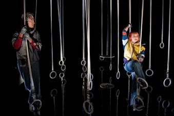 Die Kunst des Kletterns im Theater