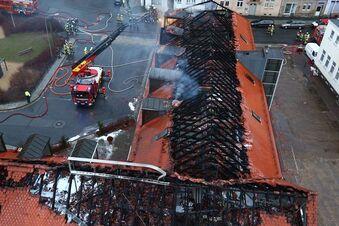 Bautzen nach Asylheim-Brand unter Schock