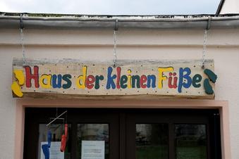 """Leisnig investiert ins """"Haus der kleinen Füße"""""""