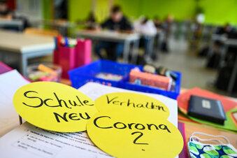 Diese Corona-Regeln gelten nun in Sachsens Schulen
