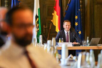 Neues Corona-Hilfspaket für Sachsens Wirtschaft