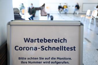 So funktionieren Corona-Tests in sächsischen Firmen