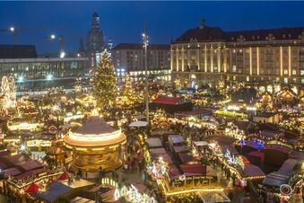 Fünf Maßnahmen gegen den Advents-Stau in Dresden