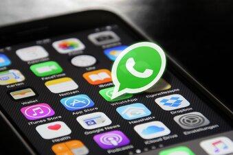 Besser nicht mit Whatsapp fotografieren