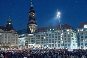 Tickerprotokoll: Die Demonstrationen